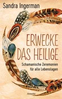 Sandra Ingerman: Erwecke das Heilige, Buch
