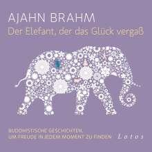Ajahn Brahm: Der Elefant, der das Glück vergaß (6 CDs), 6 CDs
