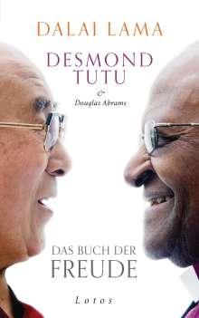 Dalai Lama: Das Buch der Freude, Buch