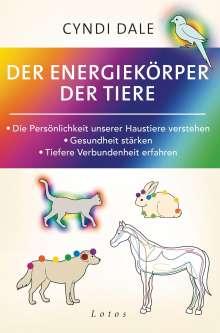 Cyndi Dale: Der Energiekörper der Tiere, Buch