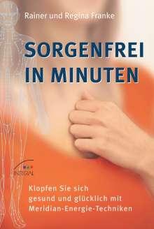 Rainer Franke: Sorgenfrei in Minuten, Buch