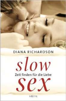 Diana Richardson: Slow Sex, Buch