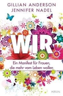 Gillian Anderson: Wir, Buch