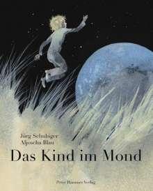 Jürg Schubiger: Das Kind im Mond, Buch