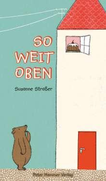 Susanne Straßer: So weit oben, Buch