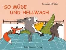 Susanne Straßer: So müde und hellwach, Buch