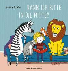 Susanne Straßer: Kann ich bitte in die Mitte?, Buch