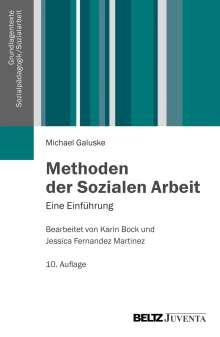 Michael Galuske: Methoden der Sozialen Arbeit, Buch