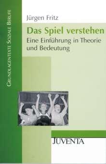 Jürgen Fritz: Das Spiel verstehen, Buch