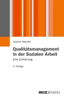 Joachim Merchel: Qualitätsmanagement in der Sozialen Arbeit., Buch