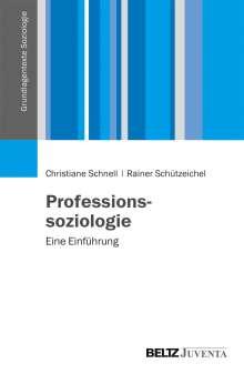 Christiane Schnell: Professionssoziologie, Buch