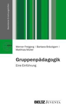 Werner Freigang: Gruppenpädagogik, Buch