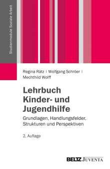 Regina Rätz: Lehrbuch Kinder- und Jugendhilfe, Buch