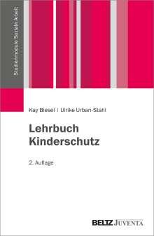 Kay Biesel: Lehrbuch Kinderschutz, Buch