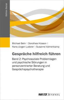 Michael Behr: Gespräche hilfreich führen, Buch
