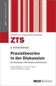 Praxistheorien in der Diskussion, Buch
