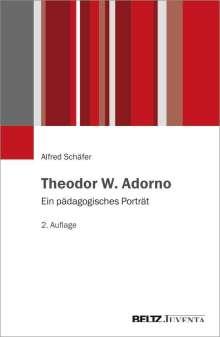 Alfred Schäfer: Theodor W. Adorno, Buch