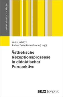 Ästhetische Rezeptionsprozesse in didaktischer Perspektive, Buch