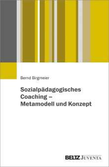 Bernd Birgmeier: Sozialpädagogisches Coaching - Metamodell und Konzept, Buch