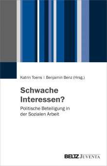 Schwache Interessen?, Buch