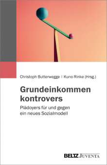 Grundeinkommen kontrovers, Buch