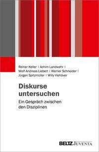 Reiner Keller: Diskurse untersuchen, Buch