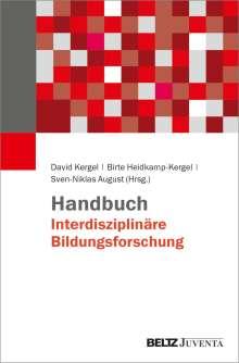 Handbuch Interdisziplinäre Bildungsforschung, Buch