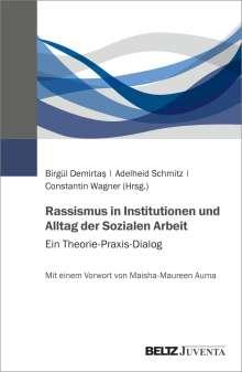 Rassismus in Institutionen und Alltag der Sozialen Arbeit, Buch