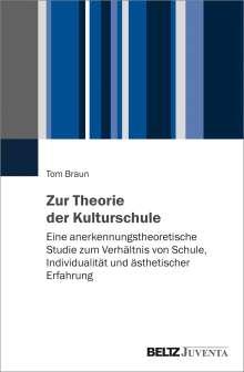 Tom Braun: Zur Theorie der Kulturschule, Buch
