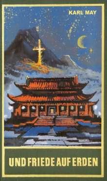 Karl May: Und Friede auf Erden, Buch