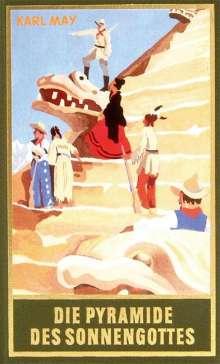Karl May: Die Pyramide des Sonnengottes, Buch
