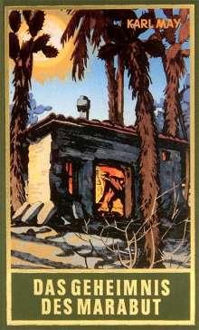 Karl May: Das Geheimnis des Marabut, Buch