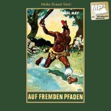 Karl May: Auf fremden Pfaden, MP3-CD