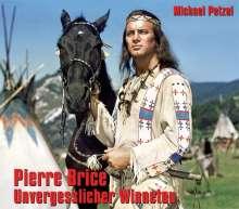 Michael Petzel: Pierre Brice - Unvergesslicher Winnetou, Buch