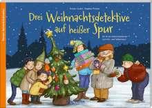 Kristin Lückel: Drei Weihnachtsdetektive auf heißer Spur, Kalender