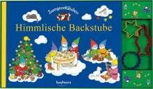 Elke Schuster: Zwergenstübchen Himmlische Backstube mit Ausstechförmchen, Buch