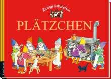 Elke Schuster: Zwergenstübchen Plätzchen, Buch