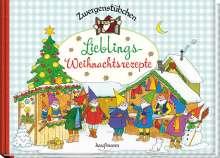 Elke Schuster: Zwergenstübchen Lieblings-Weihnachtsrezepte, Buch