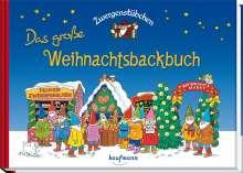 Elke Schuster: Zwergenstübchen - Das große Weihnachtsbackbuch, Buch