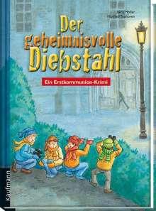 Silvia Möller: Der geheimnisvolle Diebstahl, Buch