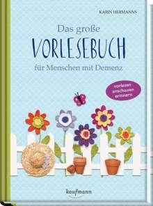Karin Hermanns: Das große Vorlesebuch für Menschen mit Demenz, Buch