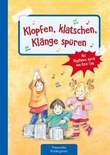 Suse Klein: Klopfen, klatschen, Klänge spüren, Buch