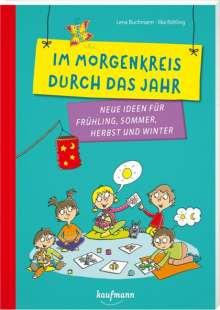 Lena Buchmann: Im Morgenkreis durch das Jahr, Buch