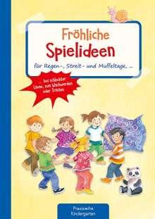 Suse Klein: Fröhliche Spielideen, Buch