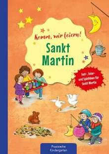 Suse Klein: Komm wir feiern! Sankt Martin, Buch
