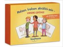 Suse Klein: Motzen, trotzen, glücklich sein - Unsere Gefühle, Diverse