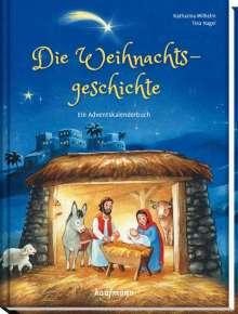 die weihnachtsgeschichte - katharina wilhelm buch - jpc