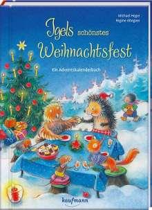 Michael Heger: Igels schönstes Weihnachtsfest, Buch
