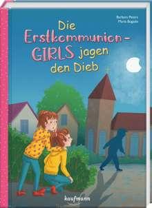 Barbara Peters: Die Erstkommunion-Girls jagen den Dieb, Buch