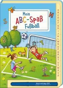 Tanja Hofmeyer: Mein ABC-Spaß Fußball, Buch